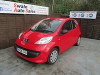 USED 2008 08 PEUGEOT 107 1.0 URBAN LITE 3d 68 BHP FINANCE AVAILABLE FROM £32 PER WEEK OVER TWO YEARS - SEE FINANCE LINK FOR DETAILS