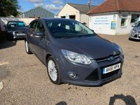 USED 2011 61 FORD FOCUS 2.0 TITANIUM X TDCI 5d AUTO 161 BHP FULL MAIN DEALER HISTORY X 10 SERVICE STAMPS / AUTOMATIC