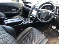 USED 2016 R BENTLEY CONTINENTAL 6.0 GT SPEED 2d AUTO 626 BHP