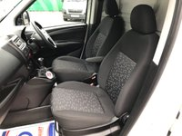 USED 2016 66 VAUXHALL COMBO 1.2 2000 L1H1 CDTI SPORTIVE 90 BHP *SIX MONTHS AA WARRANTY*