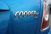 USED 2011 61 MINI HATCH COOPER 1.6 COOPER S 3d 184 BHP PETROL BLUE
