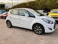 2017 HYUNDAI IX20 1.4 SE SAT NAV BLUE DRIVE 5d WITH REMAINING HYUNDAI WARRANTY  £8000.00
