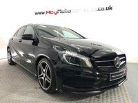 2013 MERCEDES-BENZ A CLASS 1.8 A180 CDI BLUEEFFICIENCY AMG SPORT 5d AUTO 109 BHP £10995.00