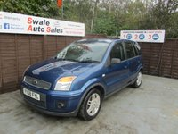 USED 2008 58 FORD FUSION 1.4 ZETEC CLIMATE 5d 78 BHP FINANCE AVAILABLE FROM £21 PER WEEK OVER TWO YEARS - SEE FINANCE LINK FOR DETAILS