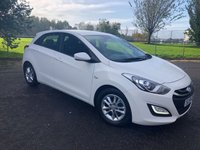 USED 2014 64 HYUNDAI I30 1.6 ACTIVE BLUE DRIVE CRDI 5d 109 BHP Zero Road for Life