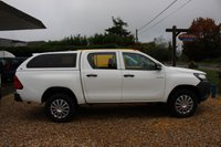 USED 2016 66 TOYOTA HI-LUX 2.4 ACTIVE 4WD D-4D DCB 148 BHP