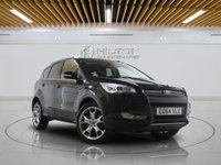 USED 2014 64 FORD KUGA 2.0 TITANIUM X TDCI 5d AUTO 160 BHP Pan Roof | Leathers | Privacy Glass
