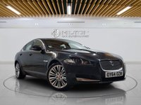 "USED 2014 64 JAGUAR XF 3.0 D V6 PORTFOLIO 4d AUTO 240 BHP Sat Nav | Leathers | 19"" Alloys | Sun Roof | Euro 6"