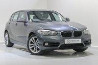 USED 2016 66 BMW 1 SERIES 2.0 118D SPORT 5d 147 BHP
