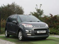USED 2013 13 CITROEN C3 PICASSO 1.6 PICASSO EXCLUSIVE 5d 120 BHP