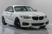 USED 2015 15 BMW 2 SERIES 3.0 M235I 2d AUTO 322 BHP