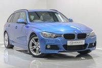 USED 2015 65 BMW 3 SERIES 2.0 320D M SPORT TOURING 5d AUTO 188 BHP