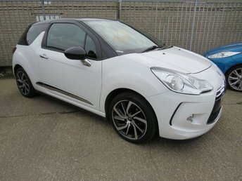 2014 CITROEN DS3 1.6 E-HDI DSTYLE PLUS 3d 90 BHP + FREE ROAD TAX + £5480.00