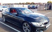 USED 2014 64 BMW 4 SERIES 2.0 420I XDRIVE M SPORT 2d 181 BHP