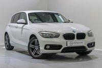 USED 2015 65 BMW 1 SERIES 1.5 118I SPORT 5d AUTO 134 BHP