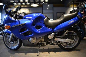 View our SUZUKI GSX 600 F