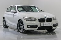 USED 2016 66 BMW 1 SERIES 1.5 116D SPORT 3d 114 BHP