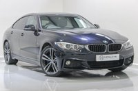 USED 2016 66 BMW 4 SERIES GRAN COUPE 2.0 420I M SPORT GRAN COUPE 4d AUTO 181 BHP