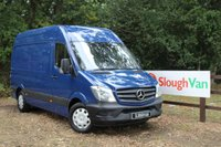 USED 2015 15 MERCEDES-BENZ SPRINTER 2.1 316 CDI MWB ONE OWNER One Owner, Low Mileage, 316CDI Medium Wheel Base