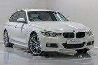 USED 2016 66 BMW 3 SERIES 2.0 320D XDRIVE M SPORT 4d 188 BHP