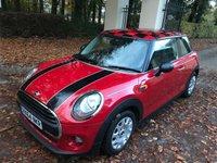 2015 MINI HATCH ONE 1.2 ONE 3d 101 BHP £5489.00