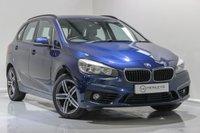 USED 2015 65 BMW 2 SERIES ACTIVE TOURER 2.0 218D SPORT ACTIVE TOURER 5d AUTO 148 BHP