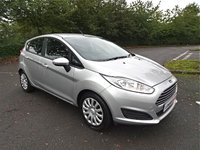 USED 2015 65 FORD FIESTA 1.5 STYLE TDCI 5d 74 BHP