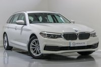 USED 2017 17 BMW 5 SERIES 2.0 520D SE TOURING 5d AUTO 188 BHP