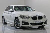 USED 2015 65 BMW 1 SERIES 2.0 118D M SPORT 5d 147 BHP