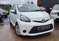 USED 2012 12 TOYOTA AYGO 1.0 VVT-I ICE 5d 68 BHP 2 Owners - Very Low Miles - 7 Services - NIL Road Tax