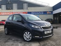 USED 2017 67 PEUGEOT 108 1.0 ACTIVE 3d 68 BHP