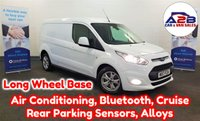 2017 FORD TRANSIT CONNECT LWB