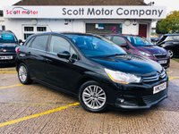 USED 2013 13 CITROEN C4 1.6 E-HDi VTR Plus EGS 5 door Automatic Diesel