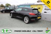 USED 2015 15 VOLKSWAGEN SCIROCCO 2.0 GT TDI BLUEMOTION TECHNOLOGY 2d 150 BHP