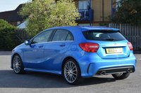 USED 2013 13 MERCEDES-BENZ A CLASS 1.8 A180 CDI BLUEEFFICIENCY AMG SPORT 5d AUTO 109 BHP