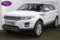 USED 2015 15 LAND ROVER RANGE ROVER EVOQUE 2.2 ED4 PURE TECH 5d 150 BHP