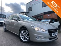 USED 2011 11 PEUGEOT 508 1.6 ACTIVE SW HDI 5d 112 BHP