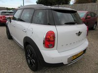 USED 2016 66 MINI COUNTRYMAN 1.6 COOPER ALL4 5d 121 BHP 1 OWNER £4200 OF OPTIONS