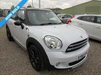 2016 MINI COUNTRYMAN 1.6 COOPER ALL4 5d 121 BHP SOLD
