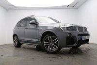 USED 2016 66 BMW X3 3.0 XDRIVE35D M SPORT 5d AUTO 309 BHP