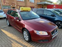 USED 2009 59 VOLVO V70 2.4 D5 SE LUX 5d 205 BHP