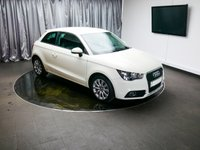 USED 2013 13 AUDI A1 1.6 TDI SPORT 3d 103 BHP FREE UK DELIVERY, AIR CONDITIONING, BLUETOOTH CONNECTIVITY, CLIMATE CONTROL, HEATED DOOR MIRRORS, START/STOP SYSTEM, STEERING WHEEL CONTROLS, TRIP COMPUTER, VOICE CONTROLS