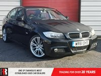 USED 2011 61 BMW 3 SERIES 2.0 318I PERFORMANCE EDITION 4d 141 BHP