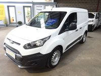 "USED 2015 65 FORD TRANSIT CONNECT 1.6 200 ECONETIC P/V 94 BHP SWB VAN ""YOU'RE IN SAFE HANDS"" - AA DEALER PROMISE"