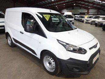 2015 FORD TRANSIT CONNECT 1.6 200 ECONETIC P/V 94 BHP SWB VAN £7295.00