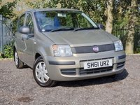 USED 2012 61 FIAT PANDA 1.2 ACTIVE 5STR 5d 69 BHP