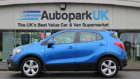 USED 2015 65 VAUXHALL MOKKA 1.6 TECH LINE CDTI S/S 5d 134 BHP LOW DEPOSIT OR NO DEPOSIT FINANCE AVAILABLE