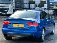 USED 2011 60 AUDI A4 3.0 TFSI V6 quattro 4dr MilanoLeather/ParkingPlus/AMI