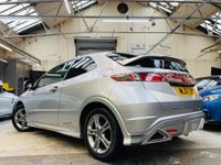 USED 2011 61 HONDA CIVIC 1.4 i-VTEC Type S 3dr TIDY CAR TYPE S PACK FSH