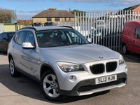 USED 2012 12 BMW X1 2.0 SDRIVE18D SE 5d 141 BHP *GREAT EXAMPLE, MUST SEE!*